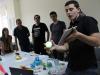 Pau Nin a la VI Jornada Punt TIC i Presó: Créixer amb robots